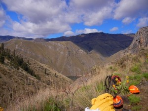 A view of Hells Canyon
