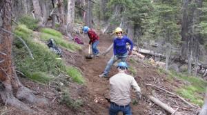 Pioneer Cabin Trail 2013