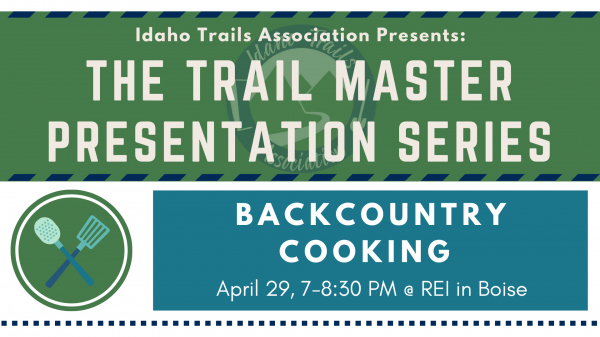 TMS 2020 Backcountry Cooking - Facebook Event Pic