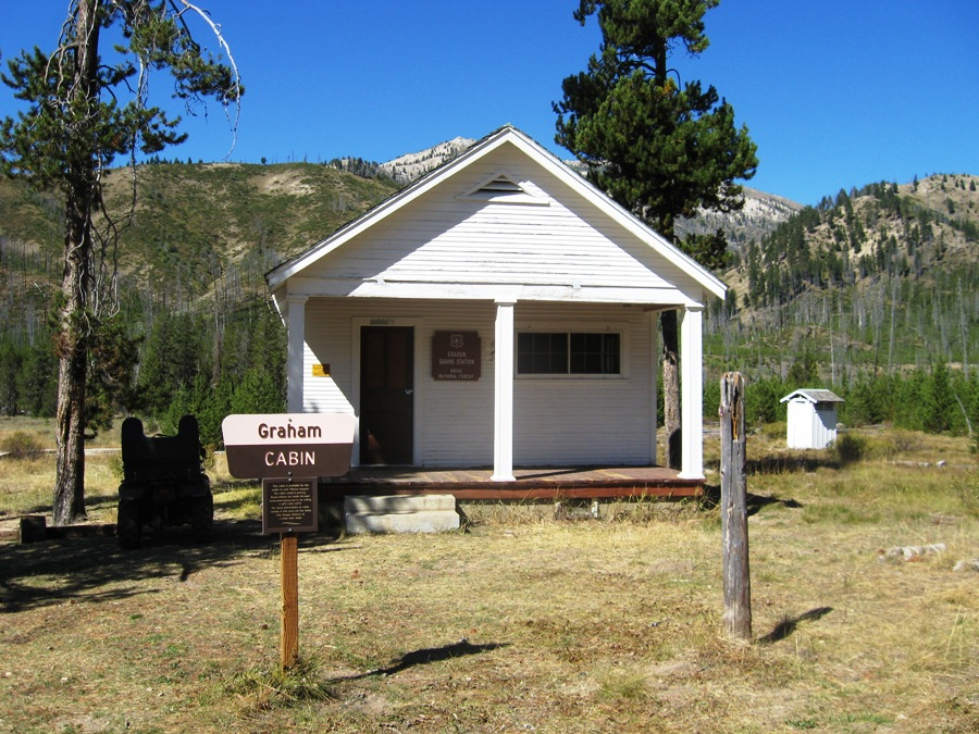 Idaho trails association blog archive 2014 graham for National forest service cabins